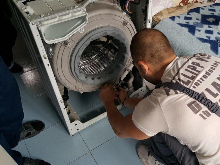 Сервиз за ремонт на перални по домовете в София.
